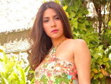 Sexy Latin American Girl